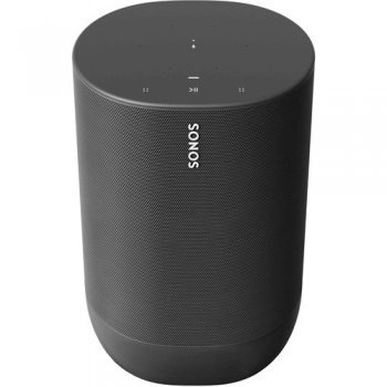 Sonos Move ลำโพงพรีเมี่ยมอัจฉริยะ รองรับ Wi-Fi และ Bluetooth กันน้ำที่พกพาได้