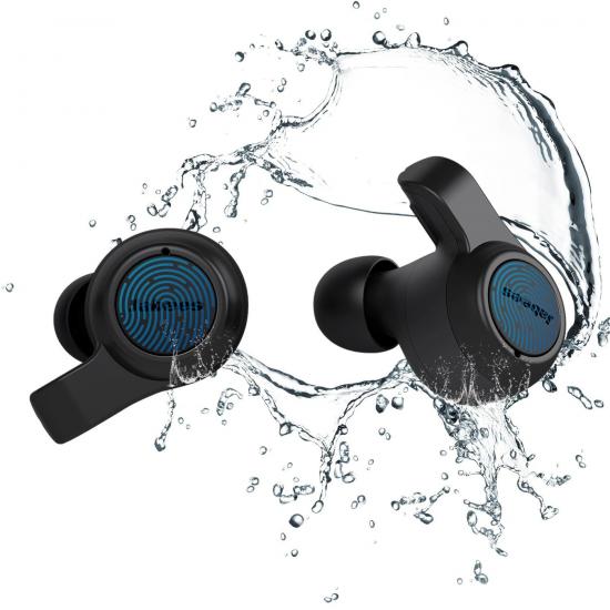 Jabees FireFly 2 Touch หูฟังไร้สาย True Wirelessกันน้ำ ใส่ว่ายน้ำได้