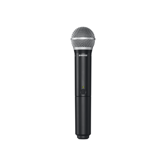 SHURE BLX288/PG58 Wireless Dual Vocal System with two PG58 Handheld Transmitters ชุดไมค์ลอย มือถือคู่