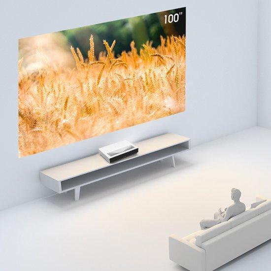 Xiaomi Fengmi C2 4K Cinema Laser Projector (รุ่นใหม่ล่าสุด) โปรเจคเตอร์ความละเอียดระดับ 4K