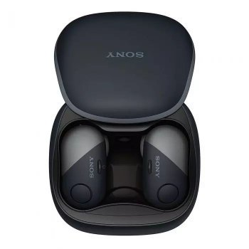 Sony WF-SP700N หูฟังบลูทูธไร้สาย Noise Canceling Sport Bluetooth Headphones