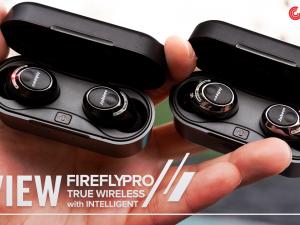 รีวิว Jabees FireFly PRO หูฟังออกกำลังกายแบบไร้สาย True Wireless ที่แรกในไทย
